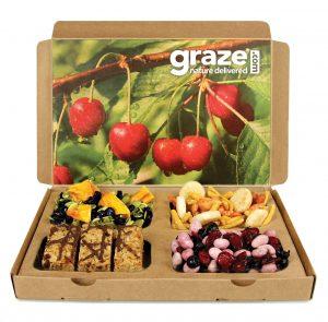 Graze Reviews - Box Options