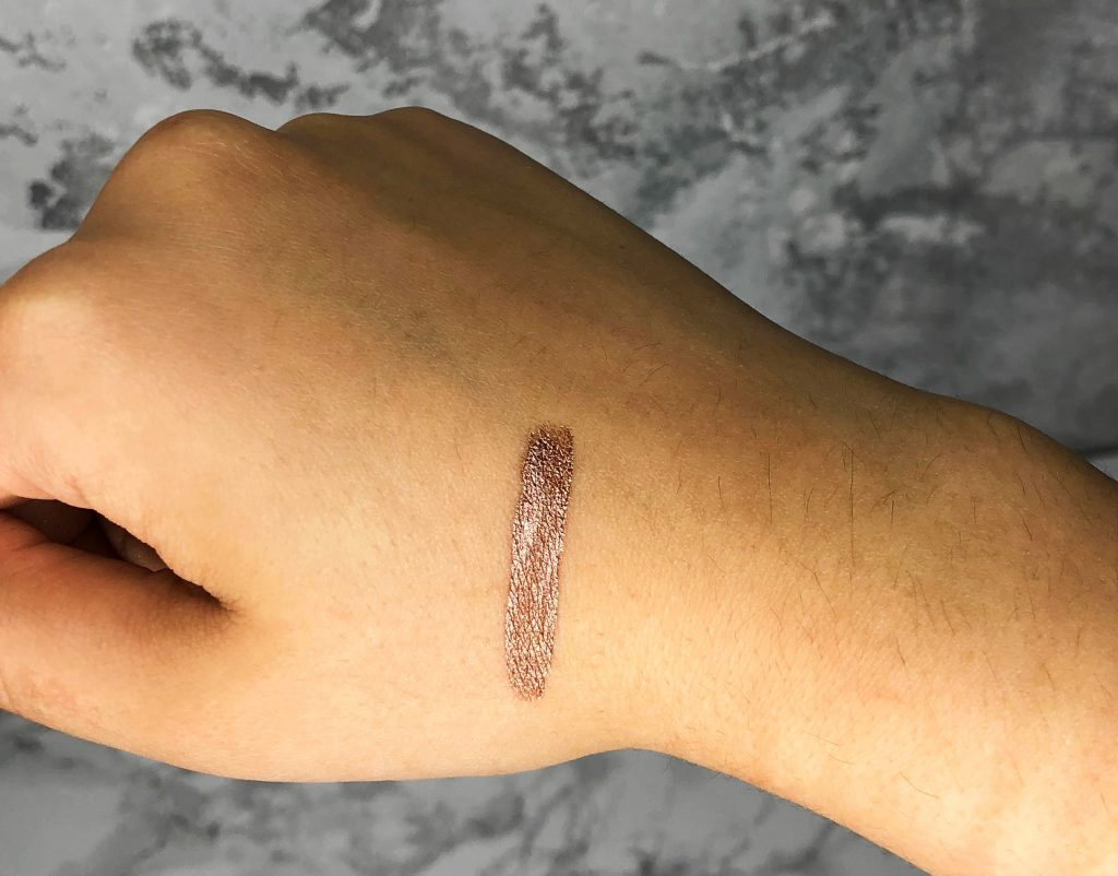 Birchbox - Eyeshadow Swatch