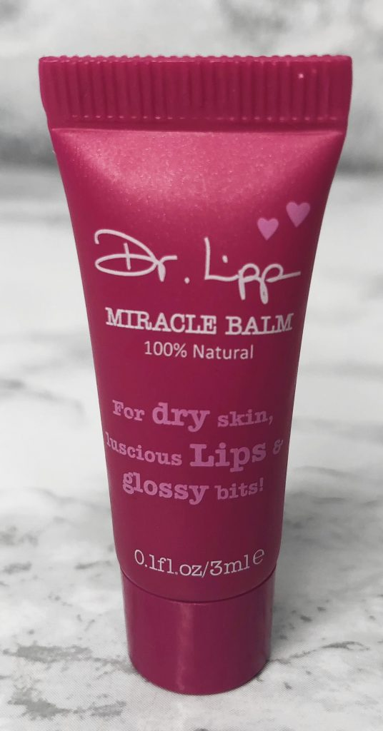 Birchbox Reviews - Dr. Lipp Miracle Balm Review