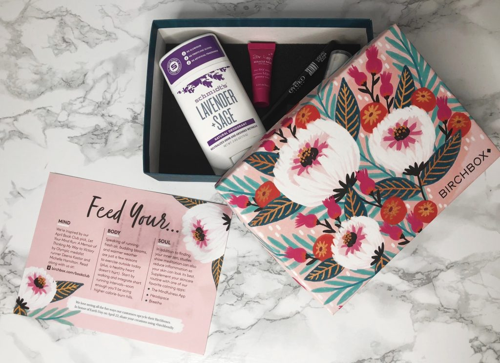 Birchbox Review - Unboxing