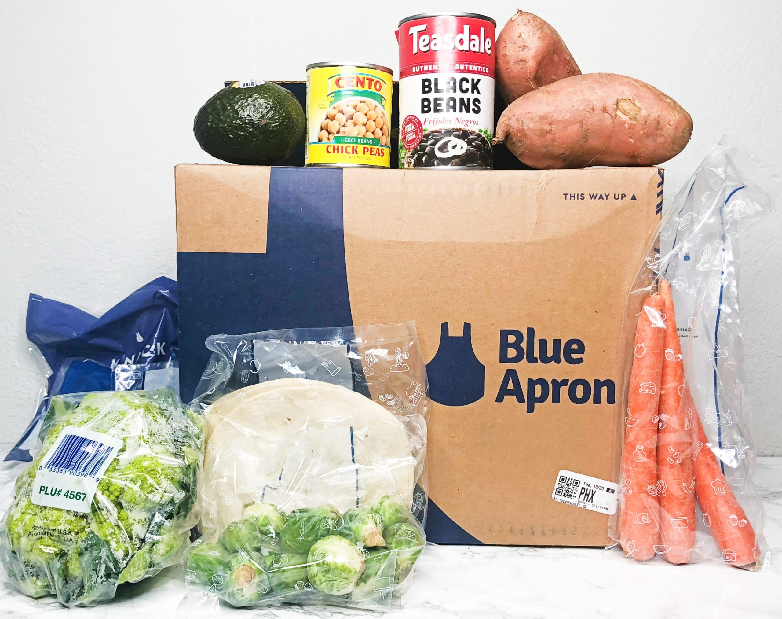 Blue Apron Reviews - 2019