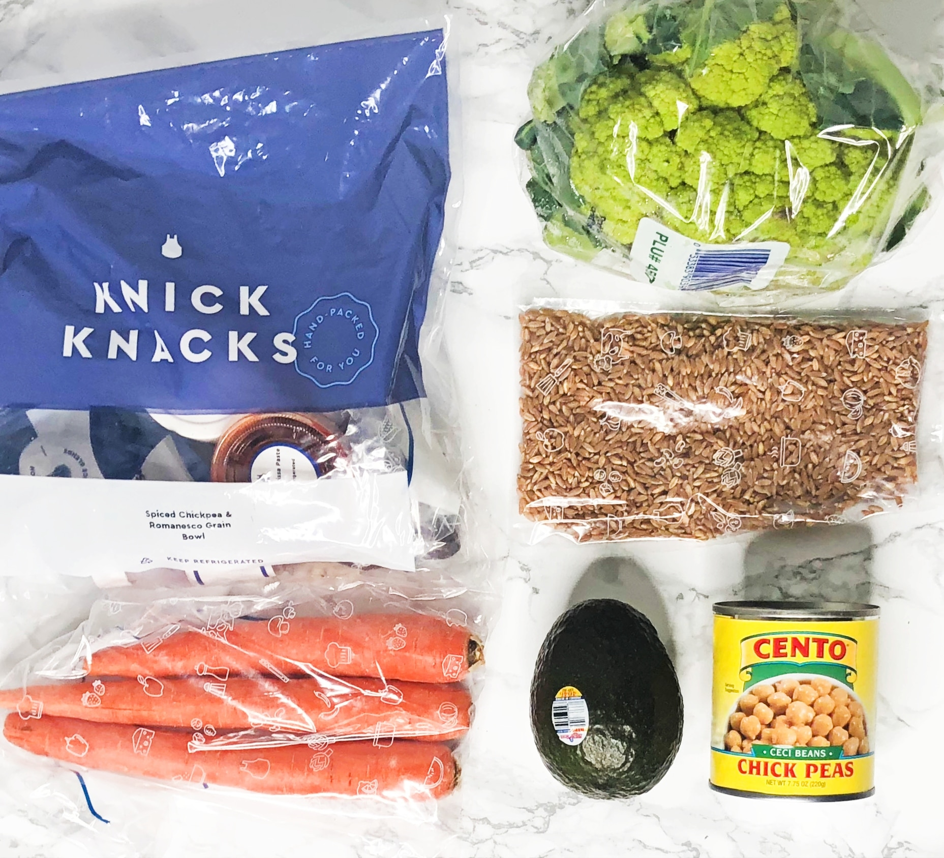 Blue Apron Reviews - Meals
