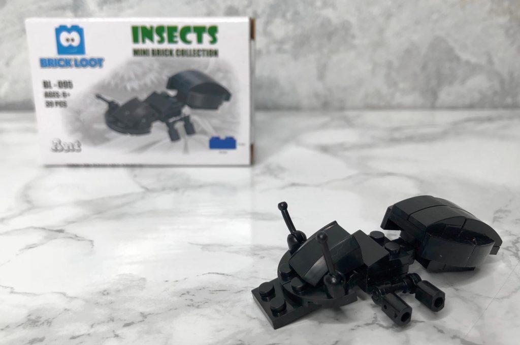 Brick Loot Review - Ant