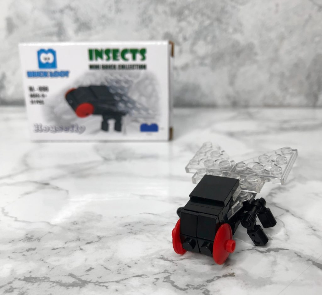 Brick Loot Review - Housefly