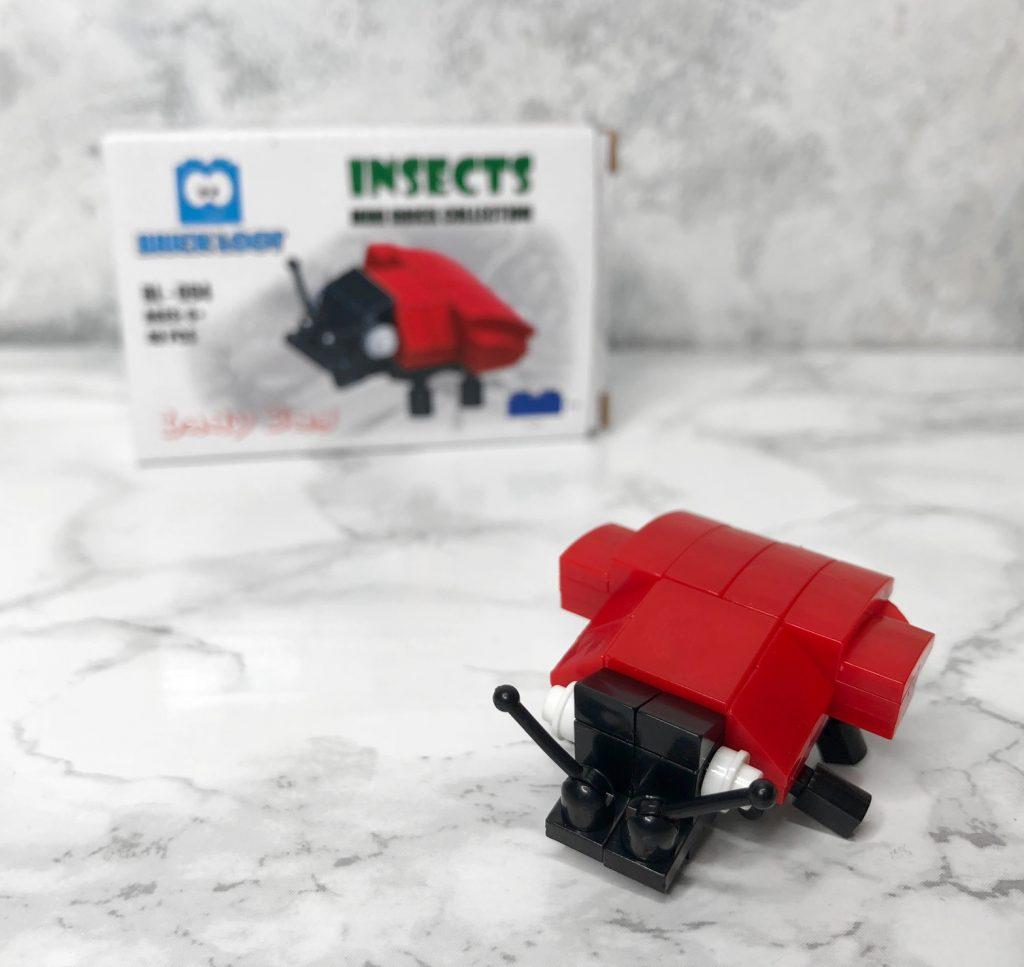 Brick Loot Review - Ladybug