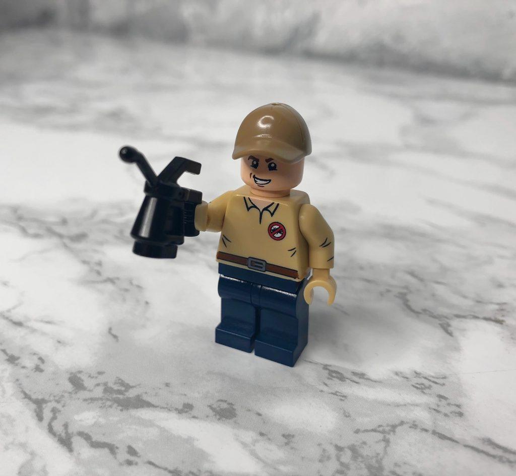 Brick Loot Review Minifigure