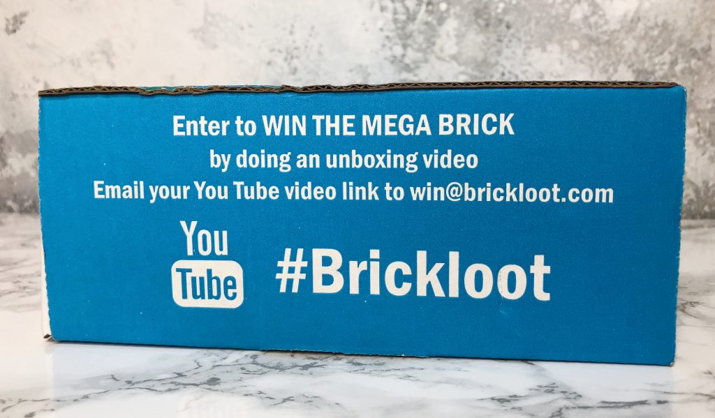 Brick Loot Review - Unboxing