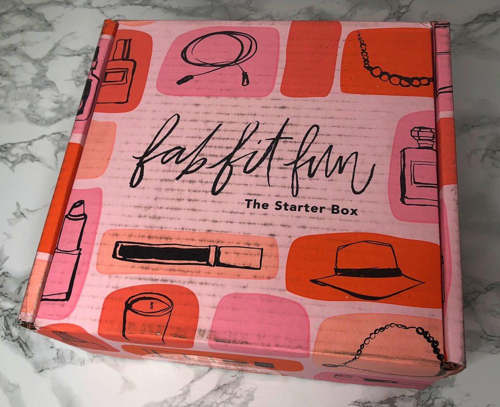 FabFitFun Reviews Starter Box