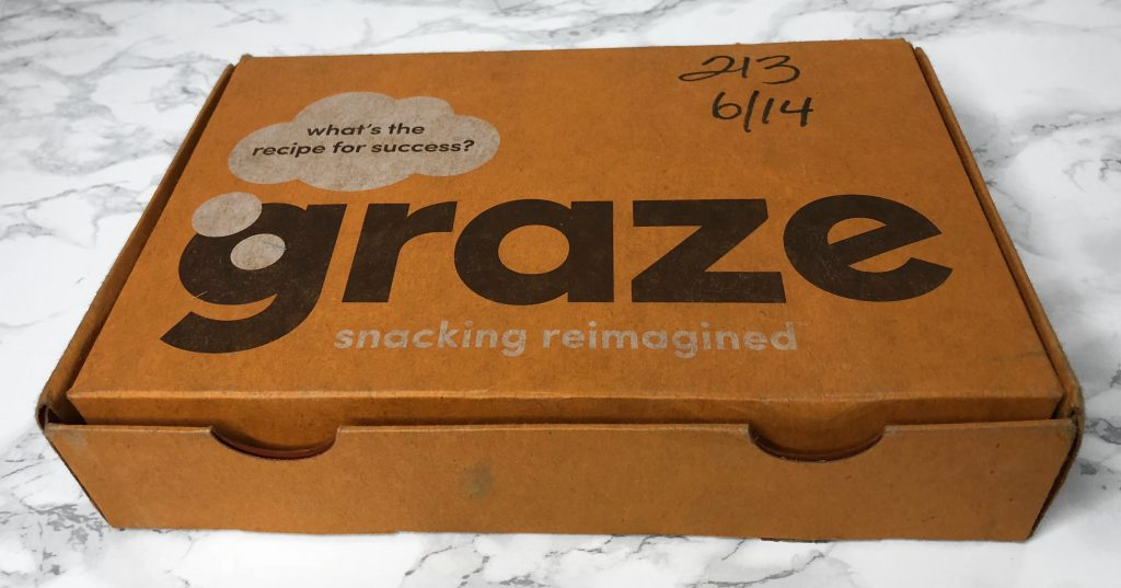 Naturebox Review - Graze Box