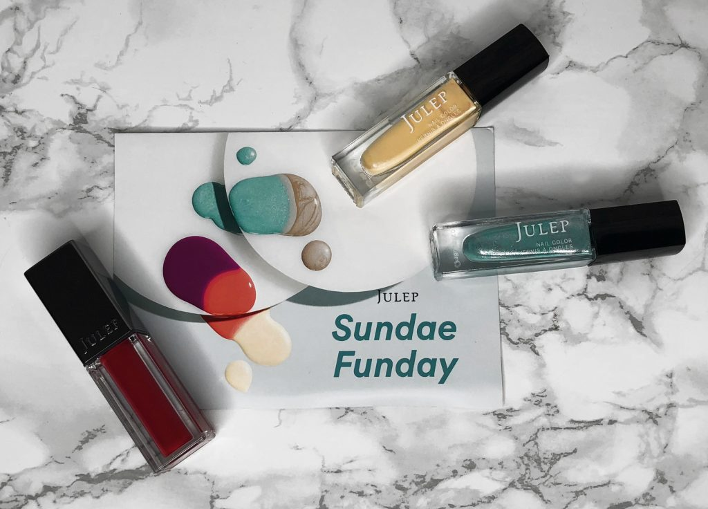 Julep June 2018 - Products