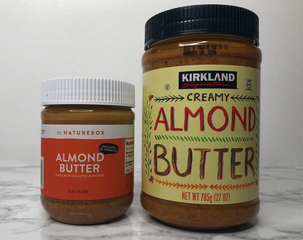 Naturebox Review - Naturebox Almond Butter Review