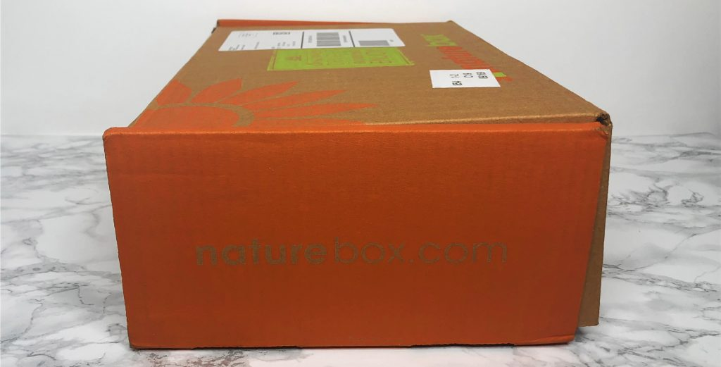 Naturebox Review Unboxing
