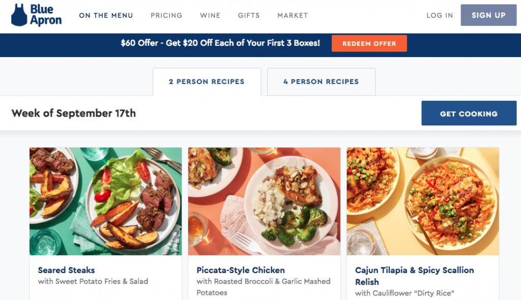 Home Chef Reviews - Blue Apron vs. Home Chef