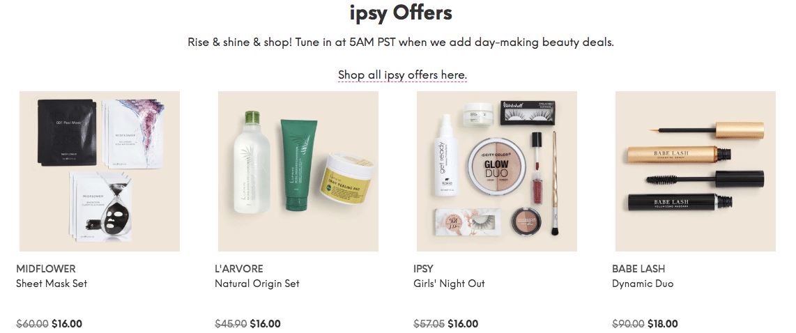 Ipsy Reviews – Ipsy Offers