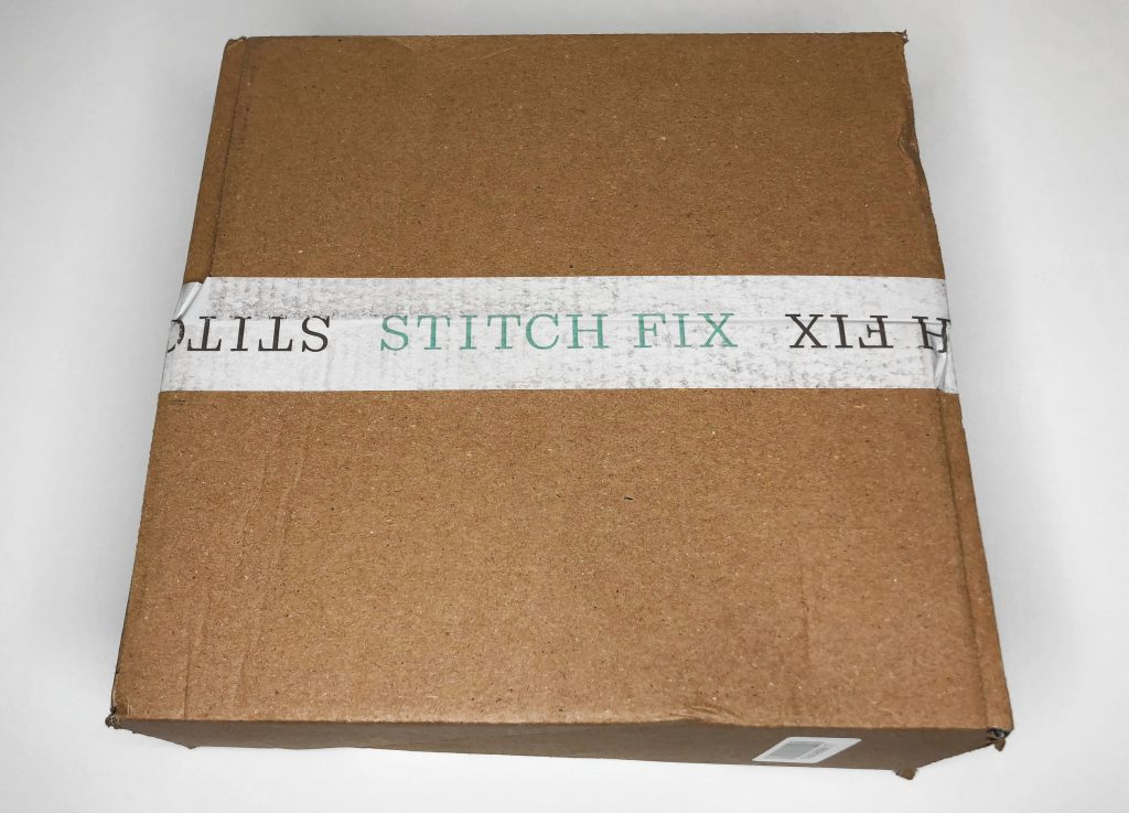 Stitch Fix Review - Unboxing
