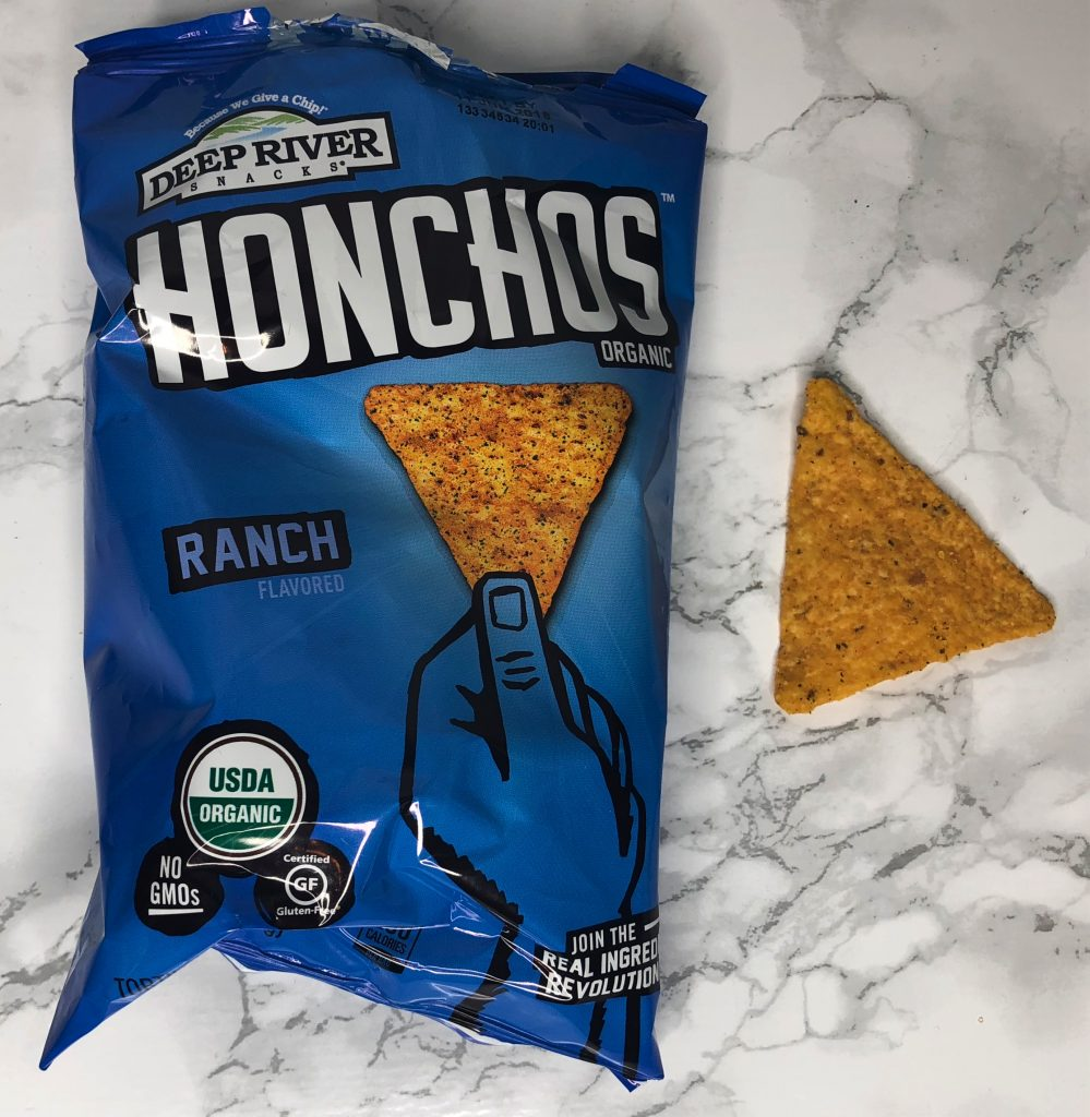 Urthbox Reviews - Deep River Snacks Honchos Ranch Review