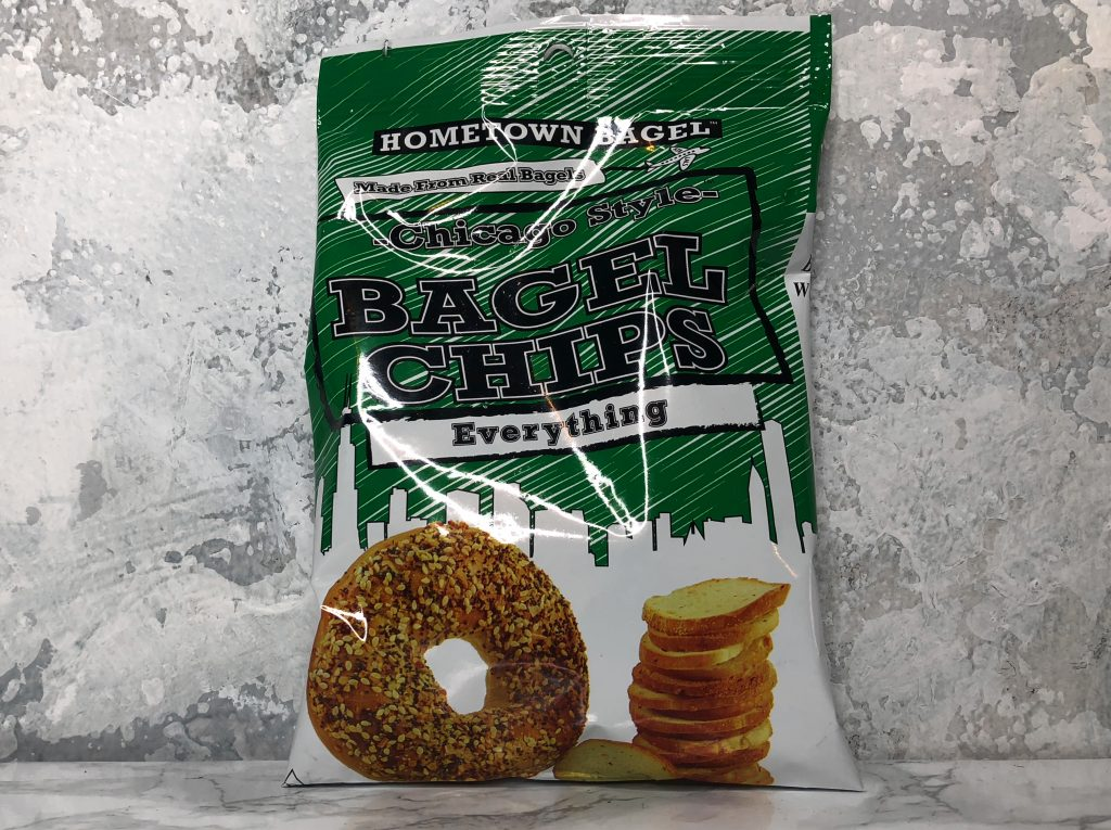 Urthbox Reviews - Hometown Bagel Chips Everything Review