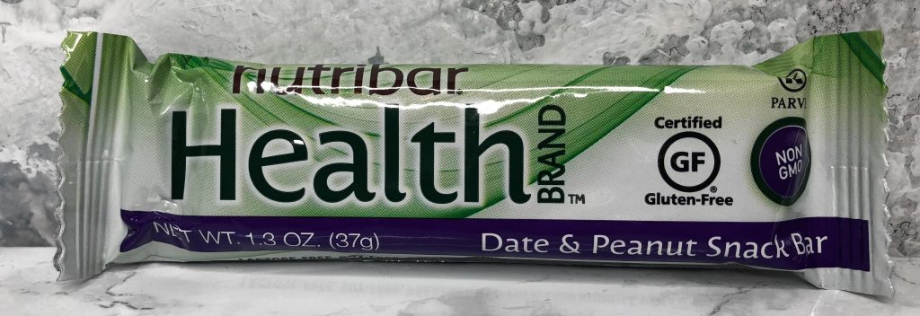 Urthbox Reviews - Nutribar Health Date & Peanut Snack Bar