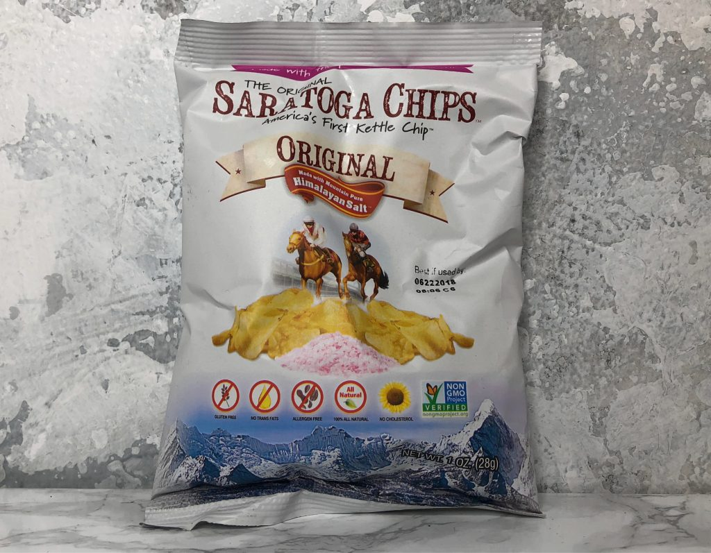 Urthbox Reviews - Saratoga Kettle Chips