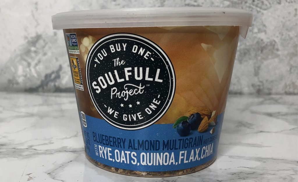 Urthbox Reviews - The Soulfull Project Oatmeal