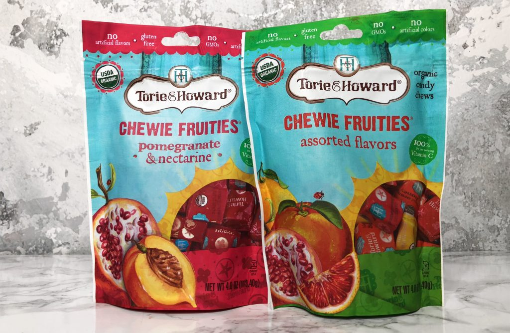 Urthbox Reviews - Torie & Howard Chewie Fruities Review