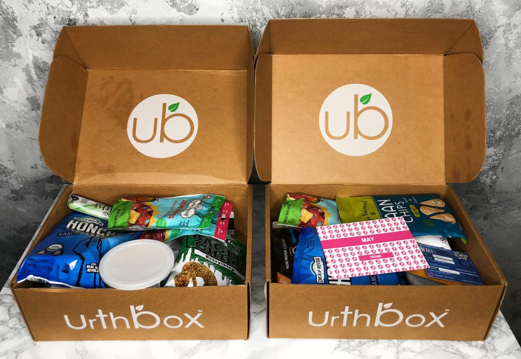 Urthbox Reviews - Unboxing