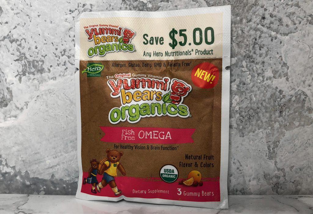 Urthbox Reviews - Yummi Bears Organics Gummy Bears