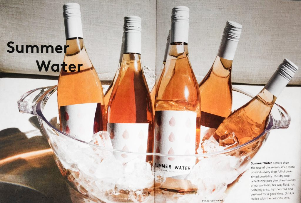 Winc Review - Summer Water