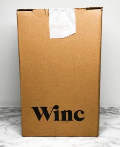 Winc Review - Unboxing