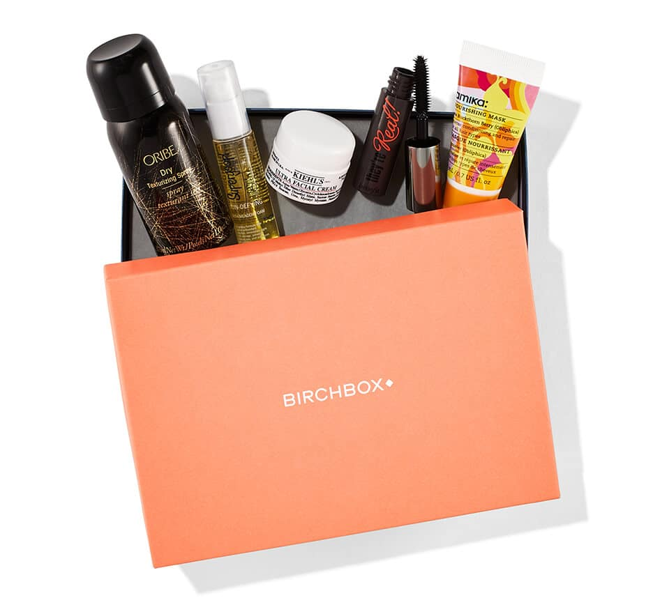 Birchbox Reviews Unboxing Monthly Updates Subscriptionly 2018