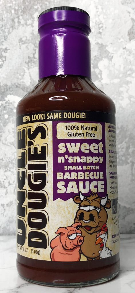 Degustabox Review - Barbecue Sauce