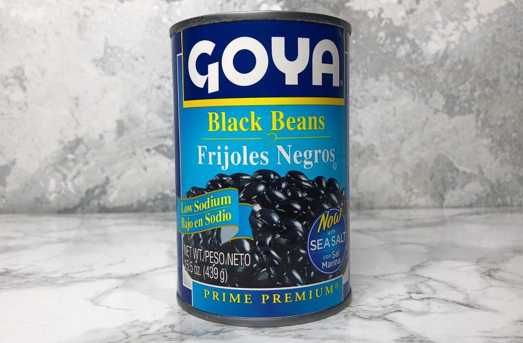 Degustabox Review - Goya Black Beans