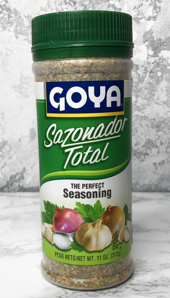 Degustabox Review - Goya Seasoning