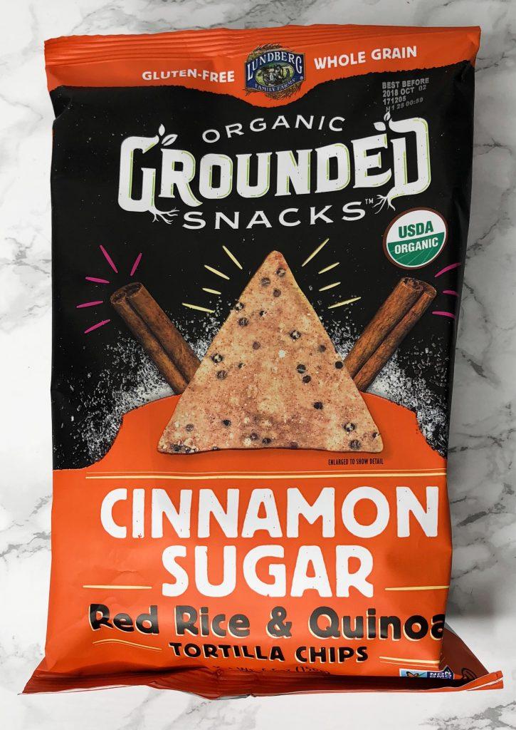 Degustabox Review - Lundberg Cinnamon Sugar Chips