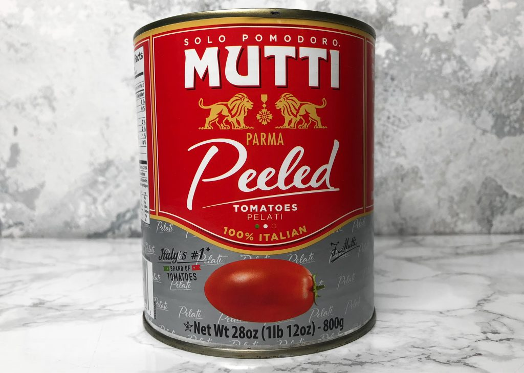 Degustabox Review - Mutti Peeled Tomatoes