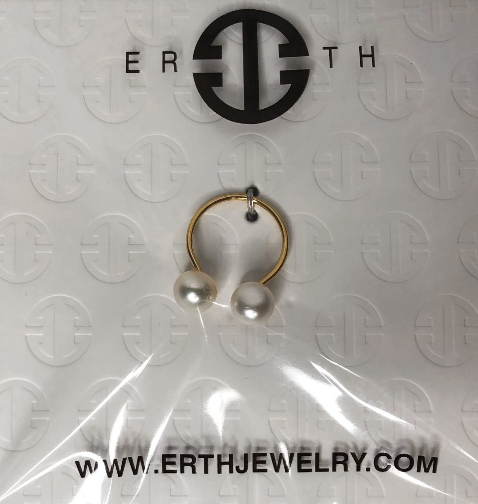 FabFitFun Review - Erth Jewelry Ring