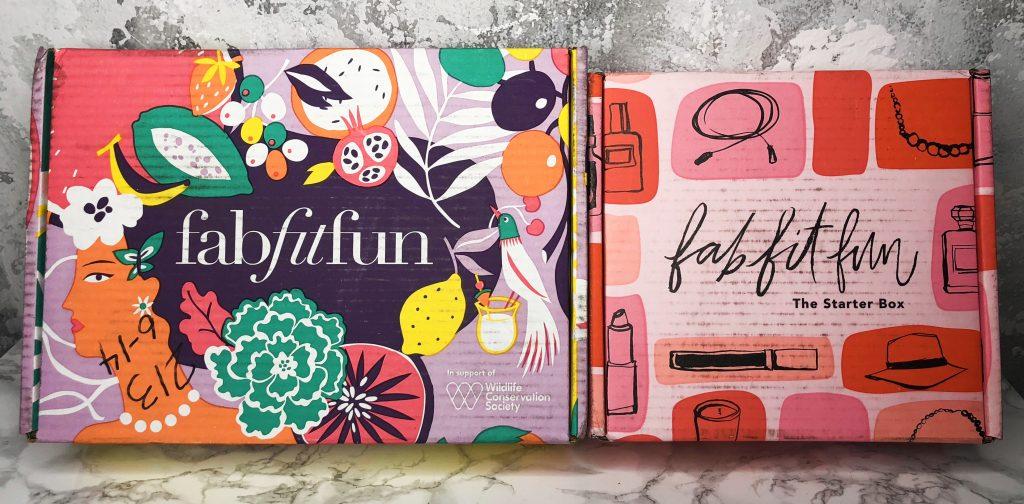FabFitFun Review - FabFitFun Summer 2018 Box