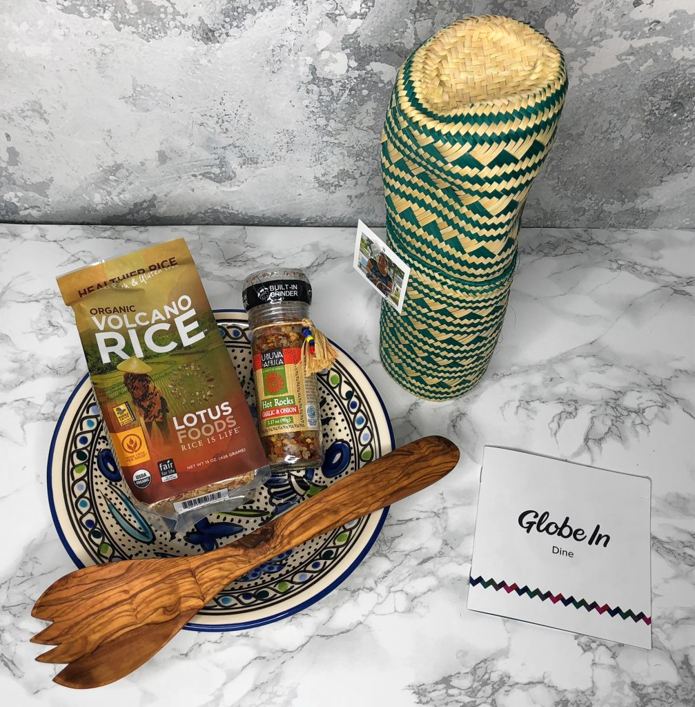 GlobeIn Artisan Review - Dine