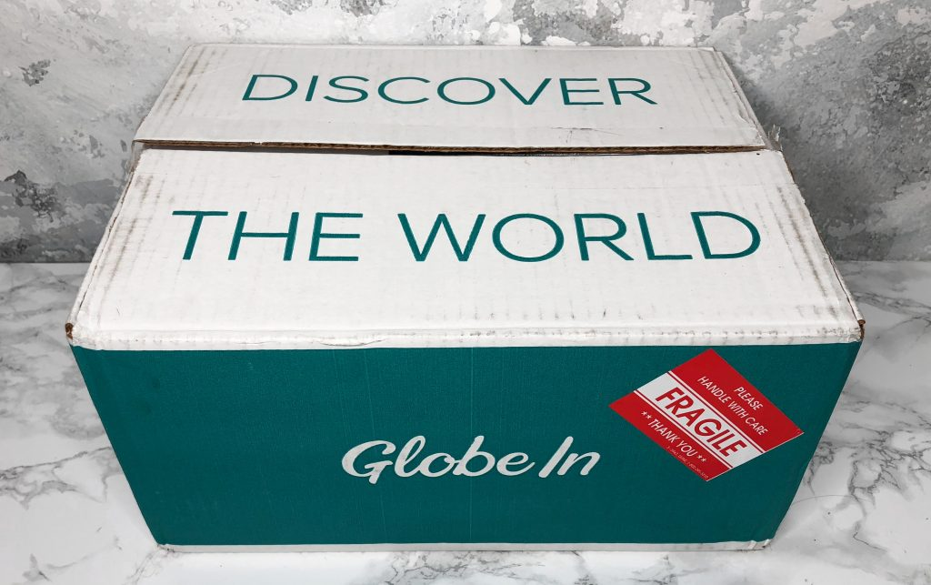 GlobeIn Artisan Review - Unboxing
