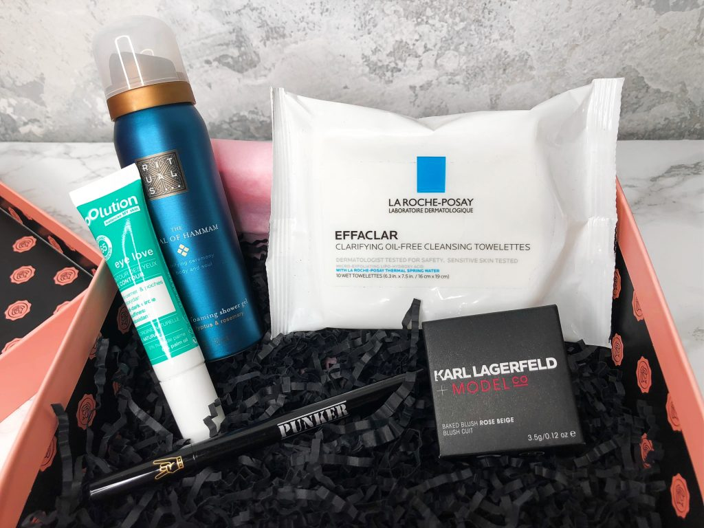 Glossybox Reviews - April 2018 Products