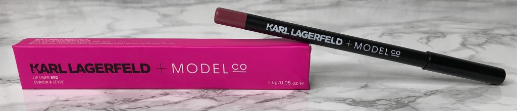 Glossybox Review - Karl Lagerfield + Model Co. Lip Liner