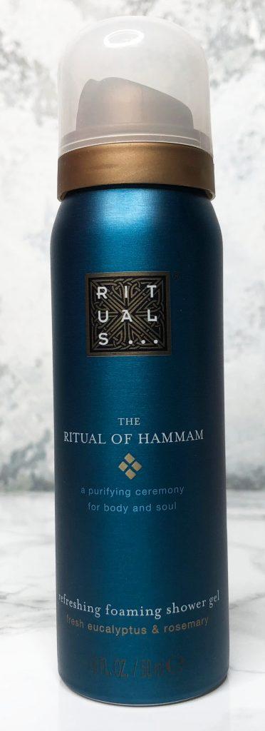 Glossybox Reviews - Rituals Shower Gel