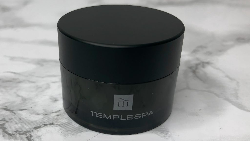 Glossybox Review - TempleSpa Resting Cream