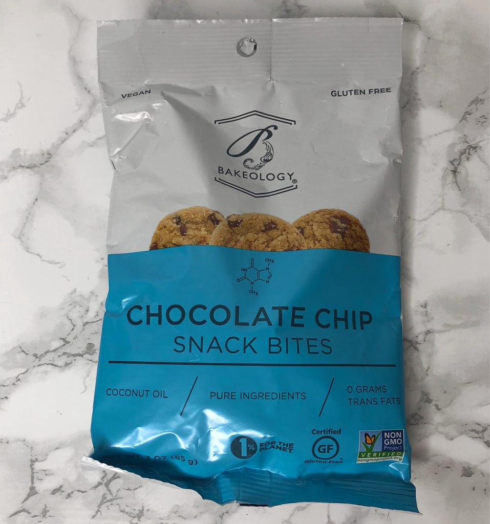 Urthbox Review - Bakeology Chocolate Chip Snack Bites Review