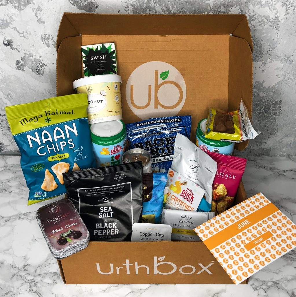 Urthbox Review - Unboxing