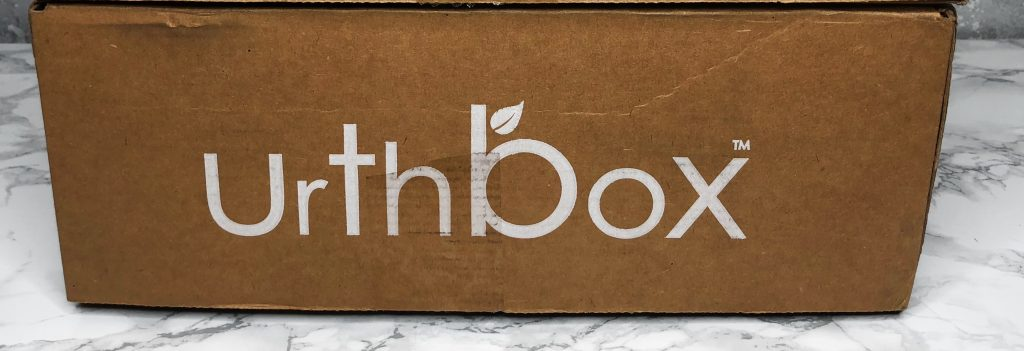 Urthbox Review - Unboxing 2018
