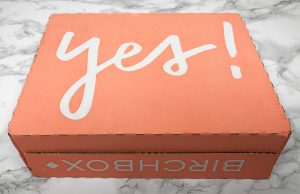 Birchbox Review - Box