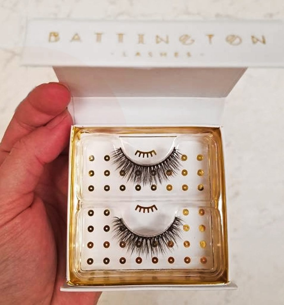 Boxycharm Review - Battington Eyelashes