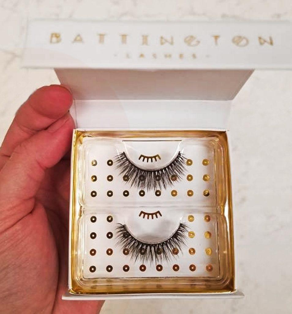 Boxycharm Review - Battington Eyelashes