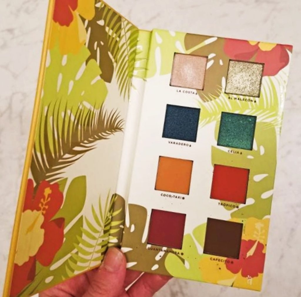 Boxycharm Reviews - Caribe Palette